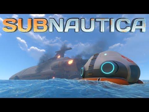 Subnautica [Выживание] - Полное Прохождение! - #1