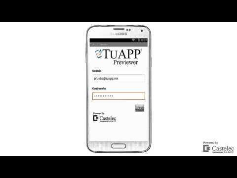 Video of TuApp Previewer