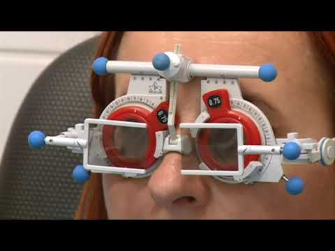 Hogy a foghúzás hogyan befolyásolja a látást
