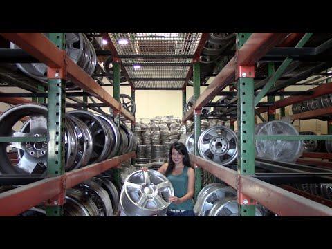 Factory Original Chevrolet Prizm Rims & OEM Chevy Prizm Wheels – OriginalWheel.com