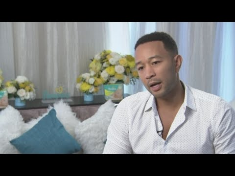 John Legend is unsure whether a Hollywood boycott would stop states passing restrictive abortion laws, but says respect is key. (June 11)