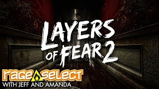 Layers of Fear 2 - The Dojo (Let's Play)