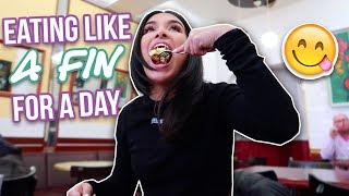 I Only Ate FINNISH Foods for 24 Hours w/ Chachi