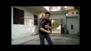 Pin Sun Wing Chun: Fung Jia Pei demonstrates in Gulao Village