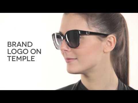 Giorgio Armani AR8061 Polarized 5017T3/56 Sunglasses Review | VisionDirectAU