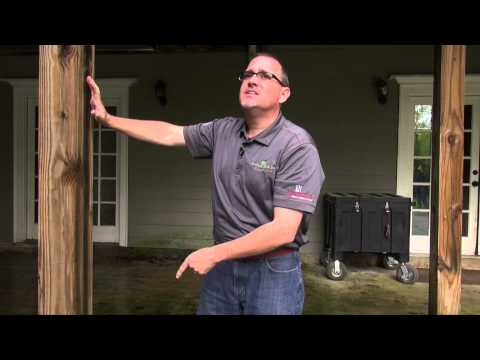 Outback Deck's Bryan Miller describes several warning signs that a deck may need some repair or maintenance.