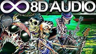 Avenged Sevenfold - Dancing Dead 🔊8D AUDIO🔊