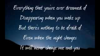 Night Changes   One Direction Lyrics