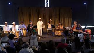 """Melody Of China 2018 """"Agwe"""" With Zeke Nealy And The Veve Voudou Drum And Dance Ensemble"""