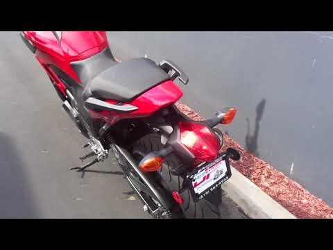 2014 Honda NC700X® in Chula Vista, California - Video 1