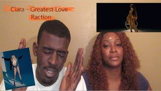 Ciara   Greatest Love [OFFICIAL VIDEO]   Reaction