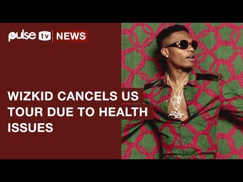 Wizkid Cancels US tour Due to Health Issues | PulseTV News
