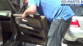 2003 honda crv cabin filter replacement most popular videos replace 2002 2006 honda cr v interior door panel how to change install fandeluxe Images