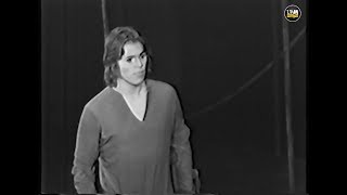 Willem Dafoe appears in a 1973 production of 'Phaedra'