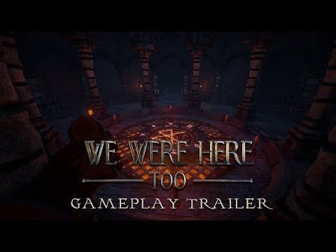 We Were Here - Too | Official Gameplay Trailer thumbnail