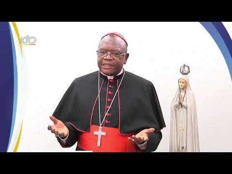 """Cardinal Ambongo : """"Dieu n'abandonne jamais son peuple !"""""""