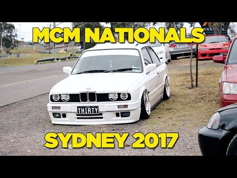 Epic MCM Car Meet in Sydney