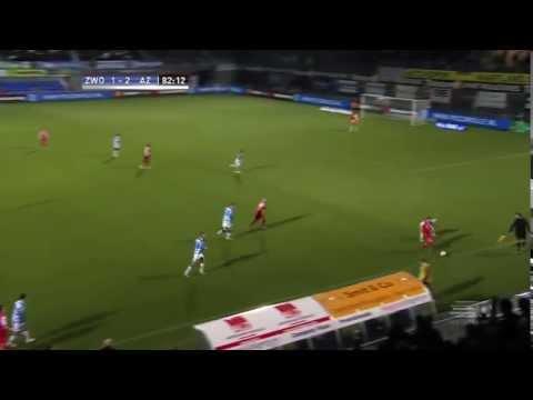 Ricardo Talu gaat in zijn woonplaats voetballen bij Asv Dronten