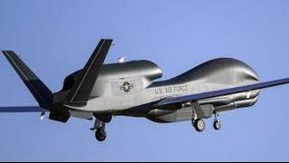 挑戰新聞軍事精華版--美軍「全球鷹無人機」偵查南海,險遭中國誘捕