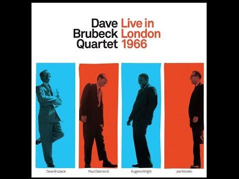 Tangerine - Dave Brubeck Quartet live 1966