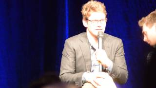 Зак Рериг, BloodyNightCon Europe 2014 - Zach panel