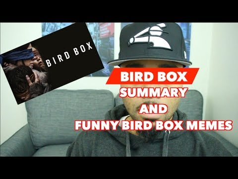 Bird Box Summary and Funniest Bird Box Memes