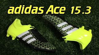 Adidas Ace 15.3 - Review + On Feet