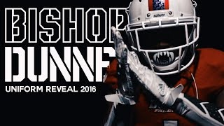 Bishop Dunne Football 2016 | Uniform Reveal