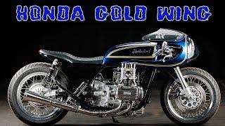Honda GL 1000 Gold Wing Custom