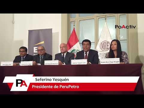 Presentación de la Guía para la Inversión en Hidrocarburos en el Perú 2019/2020