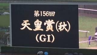 【ふぁん目線】'17 天皇賞・秋