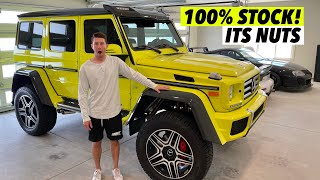 BUYING THE INSANE MERCEDES G550 4X4! I'M SO IN LOVE! (1 of 300!) by TJ Hunt