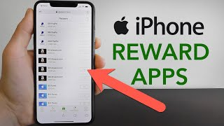 Best iPhone Reward Apps - Earn Free Gift Cards & Rewards!