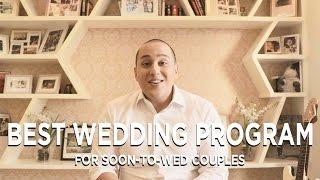 Best Wedding Program by Eri Neeman