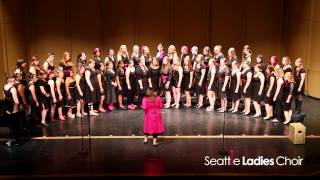 Seattle Ladies Choir: Chandelier (Sia)