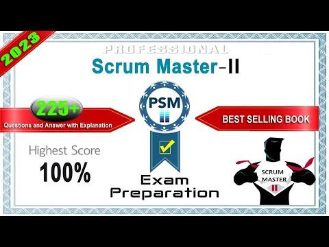 PSM-II | Professional Scrum Master - II Exam Preparation | 2021 ...