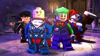 LEGO DC Super Villains Gameplay Walkthrough - IGN Live E3 2018 - dooclip.me