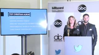 Top Christian Album Finalists - BBMA Nominations 2015