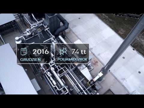 Grupa Azoty - Budowa nowej wytwórni Poliamidu 6 - zdjęcie