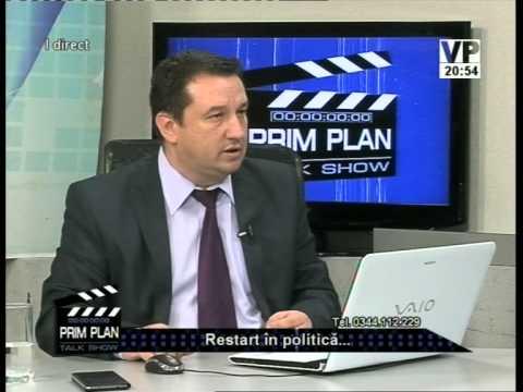 Emisiunea Prim Plan – Cezar Pârvulescu, Răzvan Tănase și Victor Preda – 20 noiembrie 2014