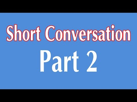 Download English Short Conversation Easy English