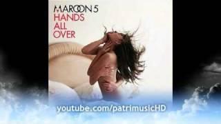 Maroon 5 - Stutter (Hands All Over) Lyrics HD