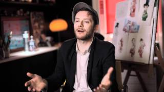 ABSOLUT London: Behind The Scenes With Jamie Hewlett