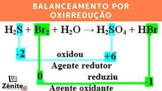 Balanceamento por Oxirredução