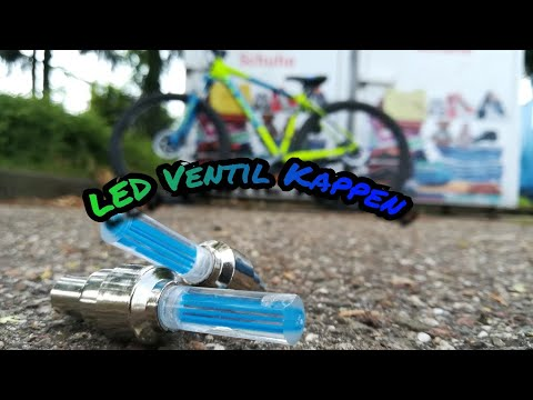 !!!LED Ventil Kappen!!! Test😱