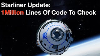 Starliner Software Needs Checked, But SpaceX Can Fly to ISS In May