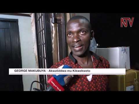OKUBBA EDDAGALA LYA GAV'T: Waliwo erizuuliddwa, 6 babakutte