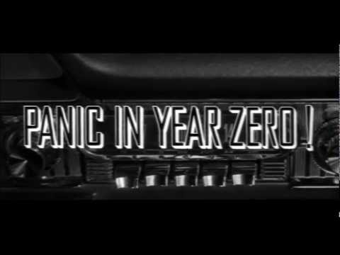 ~ Free Watch Panic in Year Zero / The Last Man on Earth (Midnite Movies Double Feature)