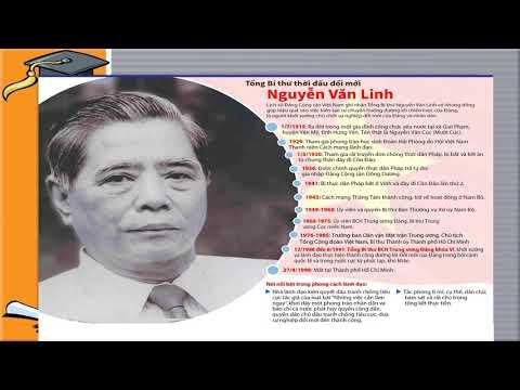 Lịch sử 12: Bài 26: Đất nước trên đường đổi mới đi lên chủ nghĩa xã hội (1986 - 2000)