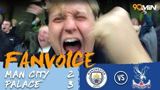 Man City 2 3 Crystal Palace | Man City Get Smashed By Palace 3 2 To Leave Liverpool Top! | FanVoice